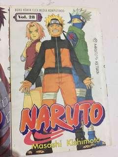 Naruto 28 29 30
