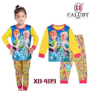 Frozen Pyjamas (A14)