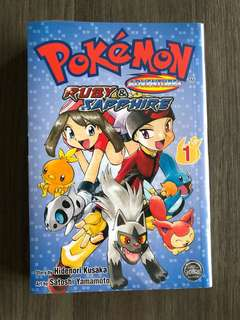 Pokemon Adventures Ruby & Sapphire (BNIP)