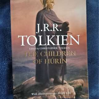 The Children of Hurin by J.R.R Tolkien