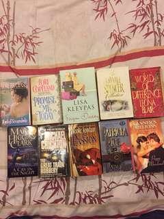 Authors L - P storybooks