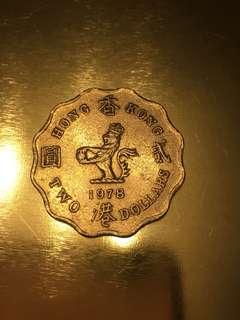 1978年錢幣