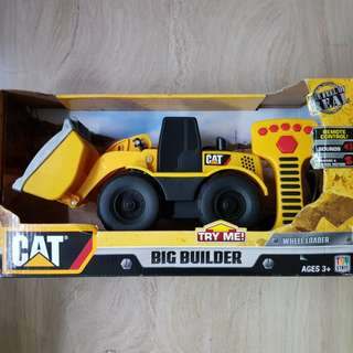 CAT Big Builder