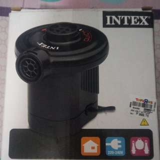 Intex Electric Pump