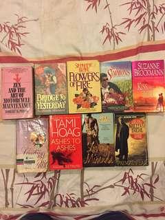 Authors S - W romance Storybooks