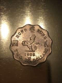 1989年錢幣