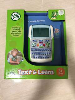 Leapfrog Learn and Text