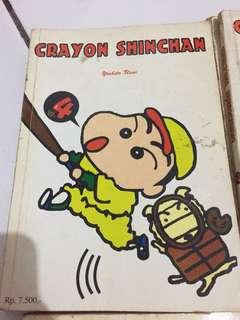 Crayon shinchan 4 7 8 9 11 23