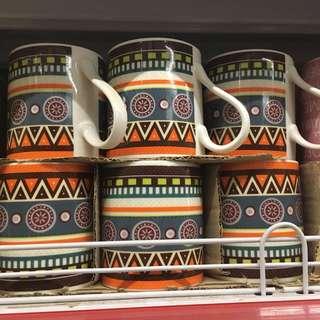Aztec Mugs
