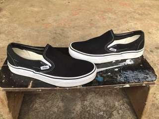 Vans Classic BnW Slip On