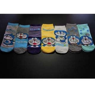 Cute Doraemon socks - Instocks