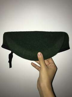 NCC Beret (Seasoned and brand new)