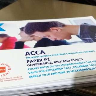 p1 pass card kaplan 2018