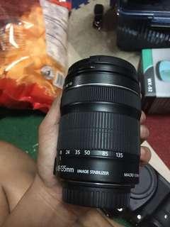 🚚 Lensa Canon 18-135mm
