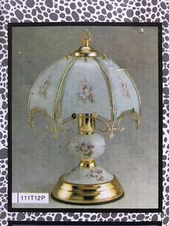 Antique Table Touch Lamp