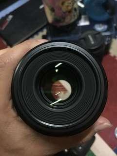 Lensa macro 60mm