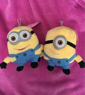 Minions for 2! 🤩