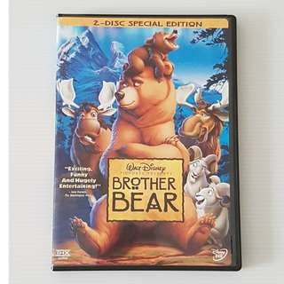Brother Bear, DVD