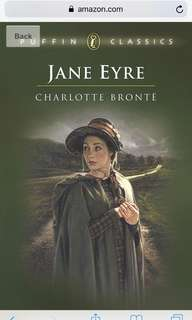 Jane Eyre by Puffin Classics