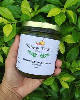 Mommy Lorie's Malunggay & Basil Pesto