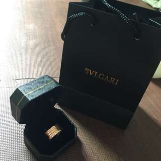 1 to 1 : Bvlgari Ring for sale