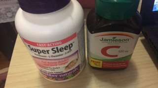 加拿大直送 維他命c vitamin C super sleep