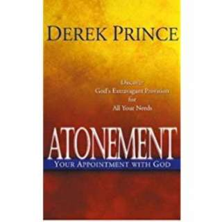 eBook - Atonement, Your Appointment With God by Derek Prince