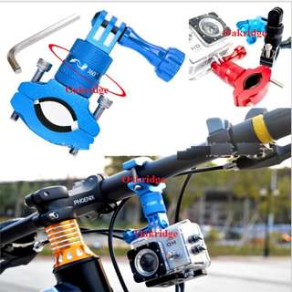 (04/18) Escooter or bicycle camera Mount