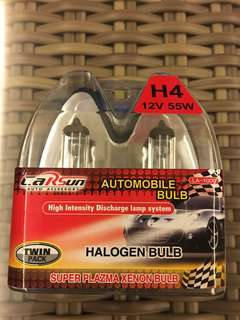 H4 Car Halogen Lamp bulb headlight