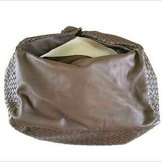 Bottega Veneta Brown Large Handbag