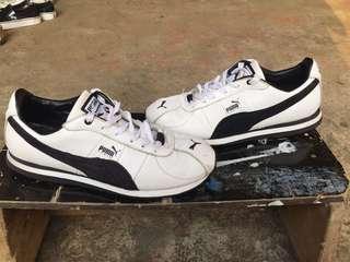 Puma Turin Whitex Black
