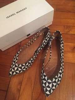 Isabel Marant flat shoes