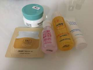 Etude House Sample