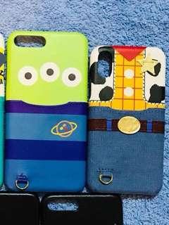 iPhone Case disney woody 三眼仔