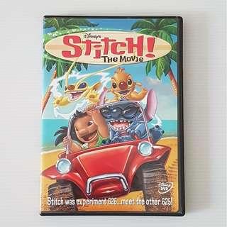 Stitch! The Movie, DVD