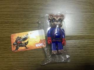 Marvel Rocket Bearbrick Secret Series 29