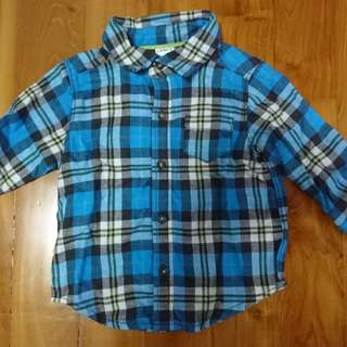 Carter's Baby Long Sleeve Shirt