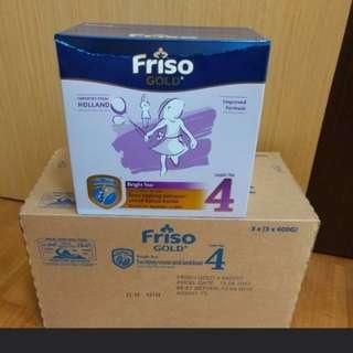 Friso 4 (1.2kg Box)