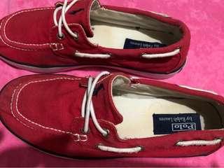 Polo shoes  (size 5 1/2)
