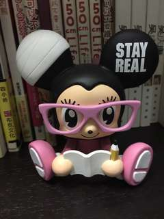 Pre loved authentic stayreal exam mouse figurine (w/o box)