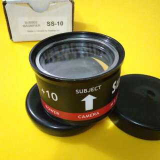 SubSee +10 Diopter / Magnifier