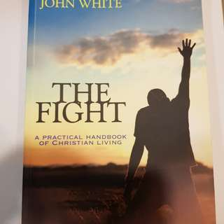 """""""The Fight"""" by John White"""