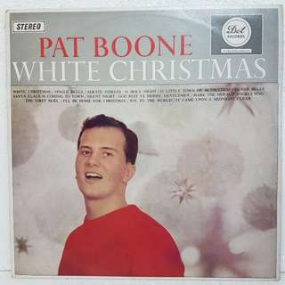 Pat Boone - White Christmas Vinyl Record