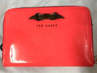 Ted Baker Slim Bow Small Tablet Case / Clutch
