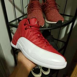 Jordan 12 gym red/alternate