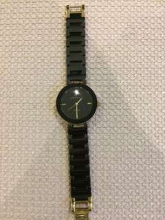anne klein watch - authentic