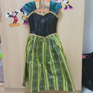 Brand new Frozen Anna Dress