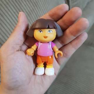 Dora the Explorer articulated toy figure