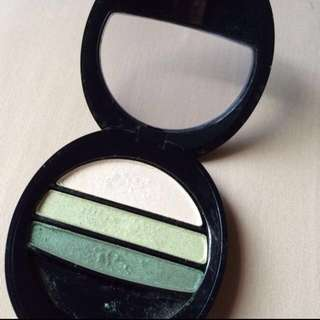 Boots No. 7 Green Shades Eye Palette