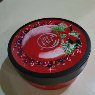 The body shop butter